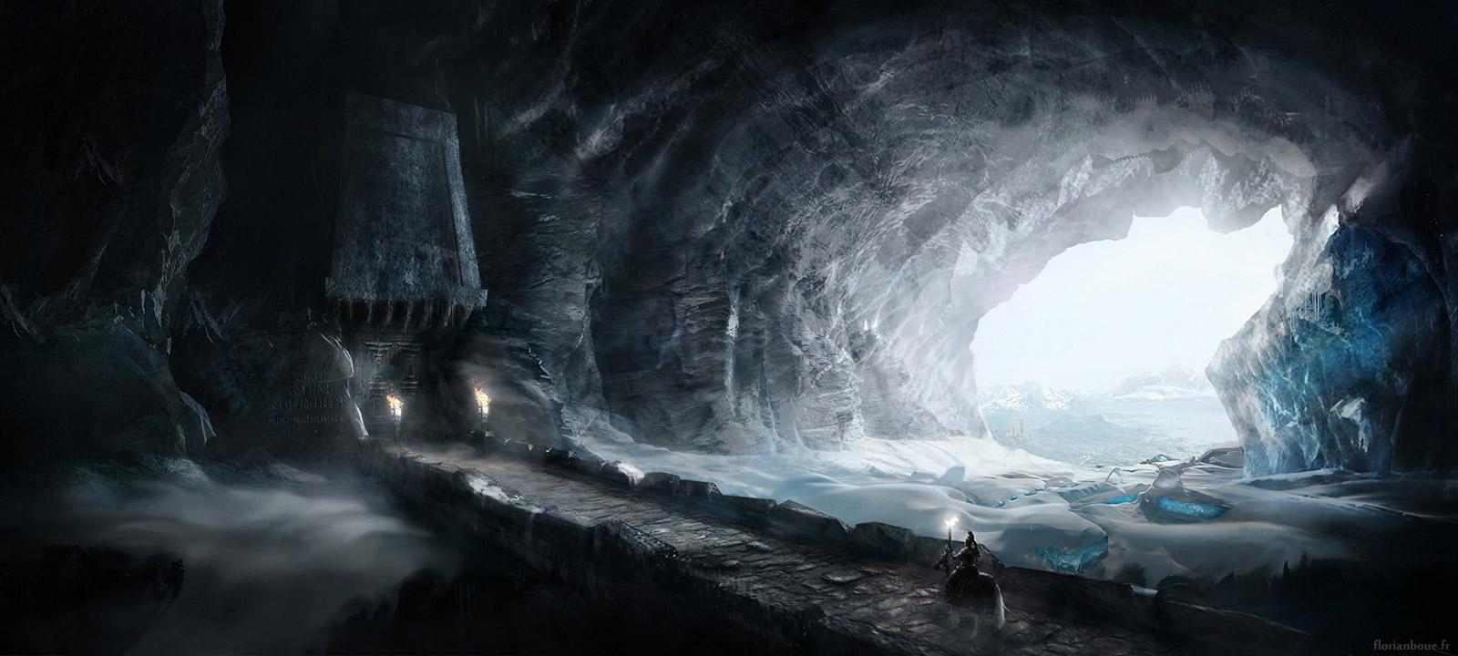 Dwarf's grave
