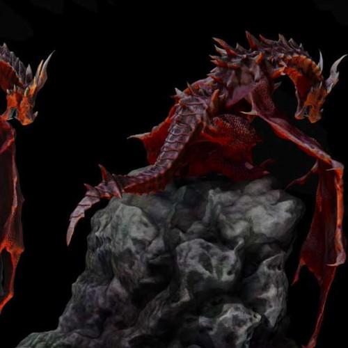 Dragon Zbrush