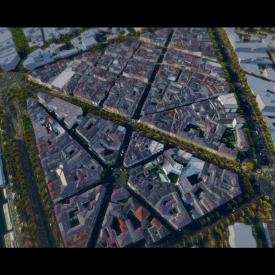 Paris Orbital