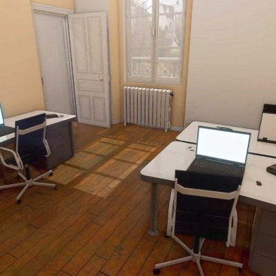 Bureau Parisien