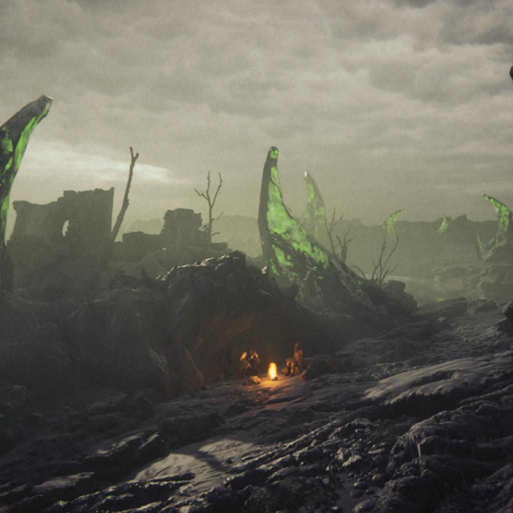 Unity – Fel Desolation